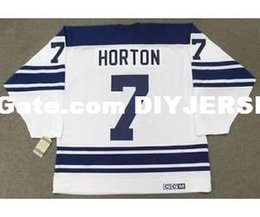 $enCountryForm.capitalKeyWord NZ - Mens,Womens,Kids-TIM HORTON Toronto Maple Leafs 1967 CCM Vintage Away Custom Any Name&No. Hockey Personalized Jerseys Goalit Cut Jerseys