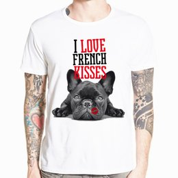 323dec8bb Asian Size Men And Women French Bulldog And Pug T-shirt O-neck Casual  Summer Short Sleeve Unisex T Shirt Hcp4484
