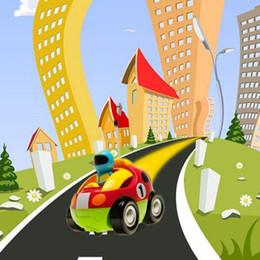 Cartoon Airplane Australia - Children Cute Cartoon Lighting Musical Wireless Control, Music, Remote Toy Control Car Casual, Home, etc
