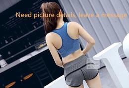 $enCountryForm.capitalKeyWord Australia - 2019 woman vest yoga underwear ladies sports bra brandA222 purple blue gray Asian size S-L