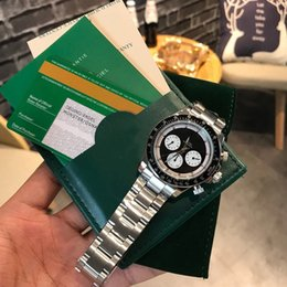 wrist watch cases stainless 2019 - luxury watch mens watches R03 316L stainless steel case band Fully automatic imported mechanical movement Souvenir man w