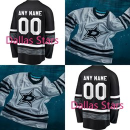 28177e172 2019 All-Star Game Jersey Men Dallas Stars 91 Tyler Seguin 14 Jamie Benn 30  Ben Bishop 16 Jason Dickinson 35 Anton Khudobin Hockey Jerseys