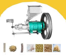 Snack Food Machine Arroz com Tufos que faz a máquina do floco de milho que faz a máquina (excluindo o motor e Frame) venda por atacado