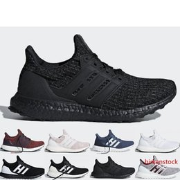 noble sport Australia - New Sale Orca Noble Red Ultra 4.0 Running shoes Candy CaneTriple Black white Burgundy CNY Primeknit sports trainer men women sneaker