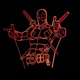 $enCountryForm.capitalKeyWord Australia - New Pattern Die Waiter 3d Illusion Lamp Led Colorful Gradual Change Desk Lamp Originality Energy-saving Vision Small Night-light Retail