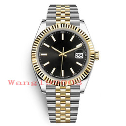 unisex luxury watches NZ - 10 Color Luxury 36mm Datejust Asia 2813 Movement Unisex Luxury Men's Women Automatic Watches