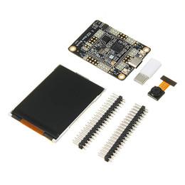 $enCountryForm.capitalKeyWord Australia - Audio Video Replacement Parts Circuits LEORY Sipeed M1 Dock Development Board + 2.4 inch 320*240 LCD Screen + OV2640 Camera Kit