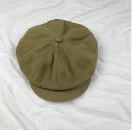 2049db62 Baker Boy caps online shopping - Summer Newsboy Cap Men Women Eight panel  Hat Cotton Baker
