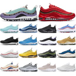 $enCountryForm.capitalKeyWord Australia - With socks new Running shoes OG Have a nice day RED LEOPARD Pink Silver Bullet Black yellow Mens trainer Women sports sneakers 36-45