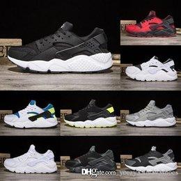 $enCountryForm.capitalKeyWord Australia - 2019 Huarache 4.0 Shoes For Women Men Lightweight Huaraches Red Black Cheap Athletic mens Huarache Shoes 36-45 ZA20 XXX1 H168