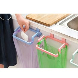 $enCountryForm.capitalKeyWord Australia - 1 Piece Practical Convenient For Towels And Garbage Bag kitchen tools Kitchen Hooks