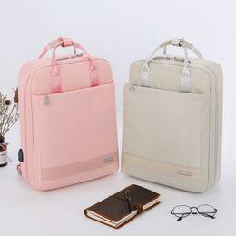 Macbook Packaging Australia - BRINCH New casual 15.6 inch Laptop bag Business package computer Bag Backpack Single shoulder handbag free shipping