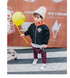 $enCountryForm.capitalKeyWord Australia - Cat19982019 spring new children's outerwear boys hooded jacket for baby zipper cardigan for kids casual jacket for kids