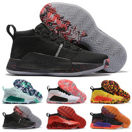 f7dcf8cd25a0 Damian Lillard V Suede Chinese New Year Bruce lee Kids Backetball Shoes  Best quality Mens Shoes Sports Dame 5 Trainers Sneakers