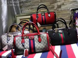 Handbag Clock Australia - 2019 524532 Boston Tote Women Handbag Top Handles Shoulder Bags Crossbody Belt Boston Bags Totes Mini Bag Clutches Exotics