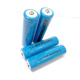Product Ion Australia - LI-ION Battery 18650 3800mah 3.7V Rechargeable battery can be used for bright flashlight and electronic products