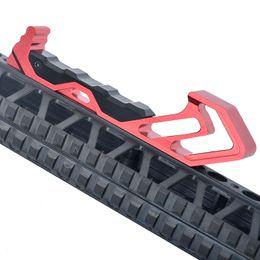 $enCountryForm.capitalKeyWord Australia - Tactical Metal Angle Foregrip MOD Rail Hand Stop Handstop Kit For M-LOK & KeyMod Compatible Mount HandGuard Accessory For AR15 M4 M16
