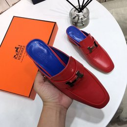 Fish Cut Dresses Australia - Top Quality Luxury Letter embossing Fish Month High-heeled shoes Espadrilles Canvas leather Fashion Woman Wedge Dress Shoes 35-41 With Box