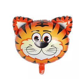 $enCountryForm.capitalKeyWord UK - Animal Foil Balloons Birthday Party Decorations Kids Ocean Fish Balls Inflatable Toys Baby Shower Animal Party balls