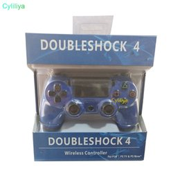 Playstation Wireless Controller Australia - PS4 Wireless Game Controller ps4 wireless bluetooth game controller joystick gamepad PlayStation 4 joypad for Video Games drop shipping