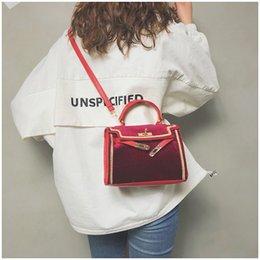 cross colours 2019 - 2019 new Shoulder bag crossbody bag fashion trend The design of atmospheric modern stylish 4 colour cheap cross colours