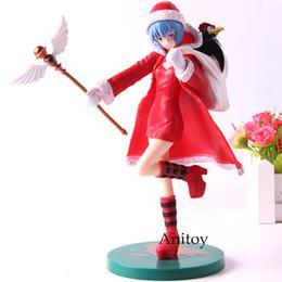 $enCountryForm.capitalKeyWord Australia - Neon Genesis Evangelion EVA Christmas Rei Ayanami Action Figure PVC Collection Model Toys Doll