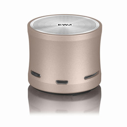 Best Sounding Audio Player Australia - 2019 best Bluetooth speaker with sound retail subwoofer the market most popular small steel gun quality exfacto EWA A109 mini