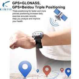 smart watch altimeter 2019 - GPS+GLONASS smart band sleep watch heart rate smart bracelet altimeter barimeter sports wristband 2019 pk amazfit bip sm