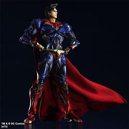 $enCountryForm.capitalKeyWord Australia - Play Arts Kai DC Comics Variants the Comic Superman Clark Kent Action Figure Superhero Model Toy