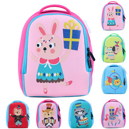 $enCountryForm.capitalKeyWord Australia - Male and female baby child diving material children's school bag kindergarten cartoon bag backpack custom made