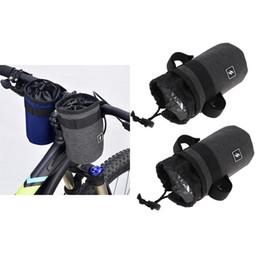 $enCountryForm.capitalKeyWord NZ - Set of 2 Sport Water Bottle Holder Carrier Pouch Cycling Handlebar Kettle Bag Bike Handlebar Stem Bag Bicycle Accessories
