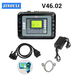 Silca Car Keys Australia - CNP Free Silca SBB V46.02 Auto Key Programmer With Multi-languages Support More Newer Car Model Than SBB V33.02 Firmware Update