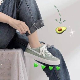 $enCountryForm.capitalKeyWord UK - Canvas shoes female 2019 summer small white shoes trend students wild ins street shooting popular shoes Korean version