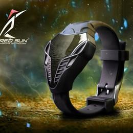$enCountryForm.capitalKeyWord Australia - Silicone Triangle Sports LED Digital Watches Men Watch Relogio Masculino Vogue Clock Male Cool Watches reloj hombre hodinky saat