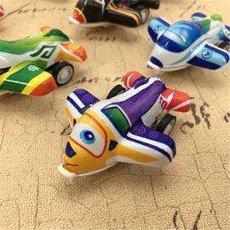 $enCountryForm.capitalKeyWord Canada - 3pcs Cute Mini Pull Back Aircraft Airplane Toys Children Kids Mini Plane Model Cartoon Pull back Toys Gifts for Children Boy