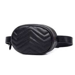 Belt clutch online shopping - Classic Belt Bag G for Women Luxury Designer Handbag Pu Leather Marmont Shoulder Bag Dropshipping Ladies Clutch Bags Fanny Pack cm