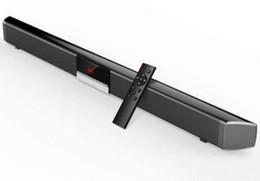 $enCountryForm.capitalKeyWord Australia - 140SR100 Powerful Bluetooth TV SoundBar 40W Wireless Slim Stereo Speaker built-in Subwoofer for home theater system surround sound system 12