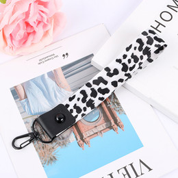 lanyard carabiner Australia - 2020 new Mobile Phone Strap Fashion Neck Lanyard Anti-lost Broadband Wrist Lanyard Rope For Keys ID Card Holder Phone Camera Keys