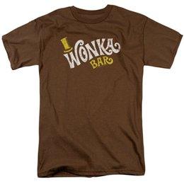 $enCountryForm.capitalKeyWord UK - Willy Wonka And The Chocolate Factory Wonka Logo Licensed Adult T Shirt Men Women Unisex Fashion tshirt Free Shipping