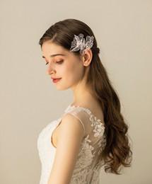 $enCountryForm.capitalKeyWord Australia - High Quality Handmade Pearl Bridal Hair Pins Wedding Accessories Women Headpiece Clips Wedding Party Daily Hair Accessories