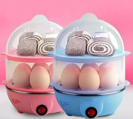 $enCountryForm.capitalKeyWord NZ - Multi-function Electric Egg Cooker for up to 7 Eggs Double Layer Cooker Boiler Steamer Cooking Tools Kitchen Utensil