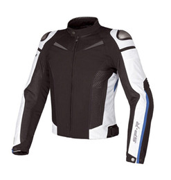 $enCountryForm.capitalKeyWord Australia - Super Speed Dain Titanium Mesh Windproof Motorcycle Jacket Mountain Bicycle Cycling Moto Jackets With Protector