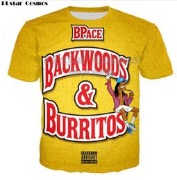 $enCountryForm.capitalKeyWord Australia - Fashion Men Women 3D Print Funny Food Backwoods Honey Berry Casual T-Shirt Short Sleeve XY56