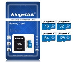 8gb micro sd tf memory card Canada - Class10 Flash Memory Card 32GB 64GB micro sd card 16GB 8GB TF cards cartao de memoria free adapter