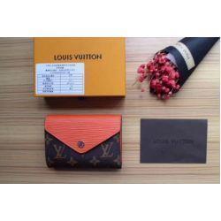Framed coin purse online shopping - M60492 WOMEN CANVAS FOLD SMALL COIN WALLET PURSE BAG ORANGE wallet purse Belt Bags Mini Bags Clutches Exotics
