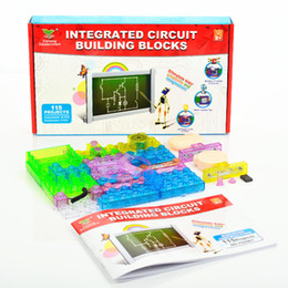 $enCountryForm.capitalKeyWord Australia - 115 Projects DIY Circuit board falsh toy Integrated circuit electronic building blocks kids Student learn science experiment toy