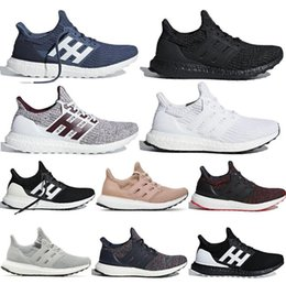 $enCountryForm.capitalKeyWord Australia - 2019 New Ultraboost 3.0 4.0 Mens Running Shoes Oreo white Black CNY Grey Designer Shoes Chaussure Sports Shoe Trainer Shorts 36-45