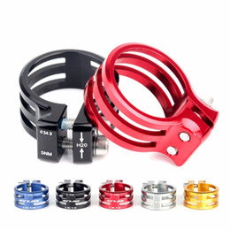 unicycles bikes Australia - Gub Cnc Aluminium Alloy For 27,2  30,8  31,6mm Seat Tube Mountain Road Mtb Bike Saddle Support Clamp Tube Clip 34,9 Mm