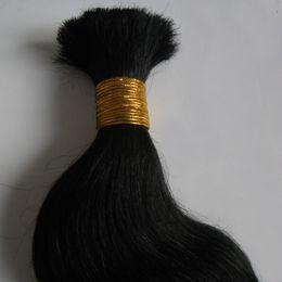 "$enCountryForm.capitalKeyWord UK - Sexy 7A Grade Quality Brazilian Braiding Hair Extensions 10-30"" Brazilian Body Wave Hair 100% Human Braiding Bulk Hair"
