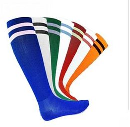 football cheerleading NZ - europe USA men's sports football socks soccer cheerleading baby socks sport ball socks 6colours choose